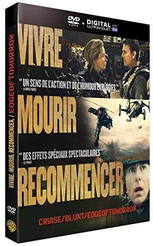 Edge of tomorrow - Vivre, mourir, recommencer