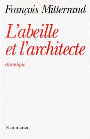 L'Abeille et l'architecte