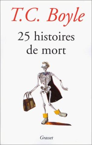 25 histoires de mort