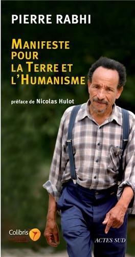 Manifeste pour la terre et l'humanisme