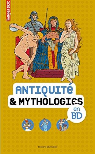 Antiquité et mythologies en BD
